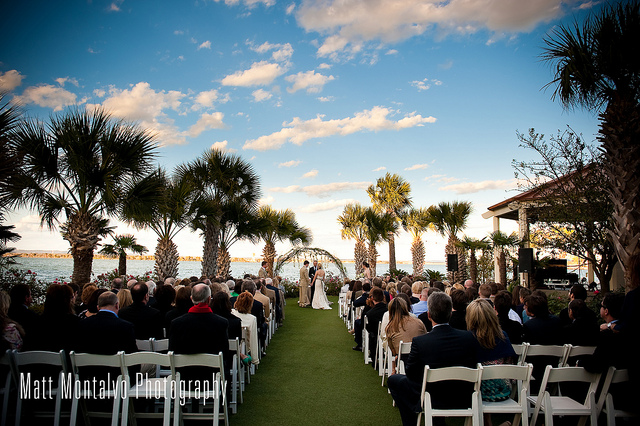 Horseshoe Bay & Resort wedding