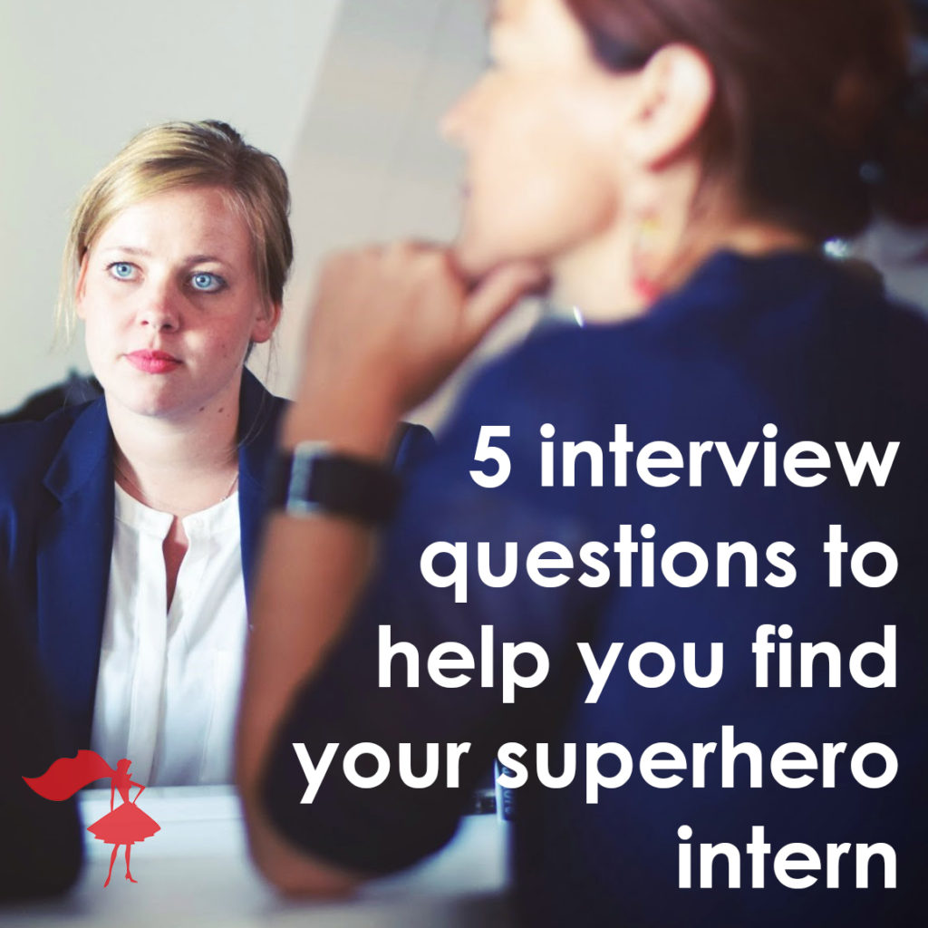 Intern interview qs sq