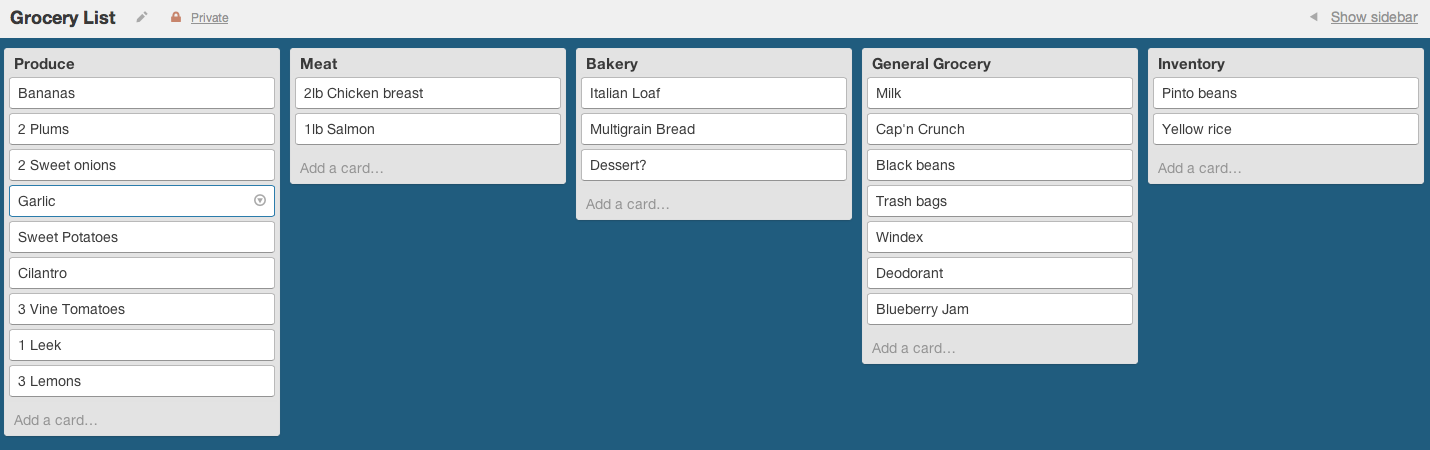 trello-example-list
