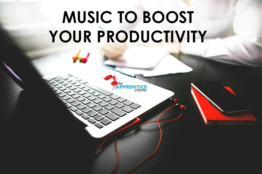 music productivity
